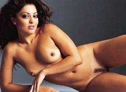 Juliana Paes despida em fotos porno